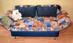 МЕБЕЛЬ ПЭЧВОРК Couch, Furniture, Home Decor, Homemade Home Decor, Sofa, Couches, Home Furnishings, Sofas, Sofa Beds