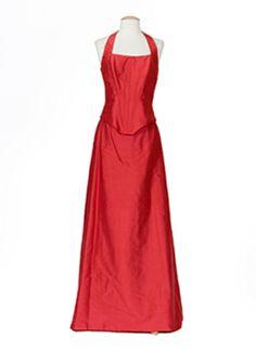 SUBLISSIMA Robe ROUGE Robe de mariée FEMME 38