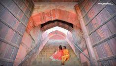 "Photo from Cam-Catches ""Wedding photography"" album Lehenga Wedding, Lehenga Saree, Groom Wear, Indian Wedding Outfits, Goa, Real Weddings, Photo Shoot, Backdrops, Wedding Photography"