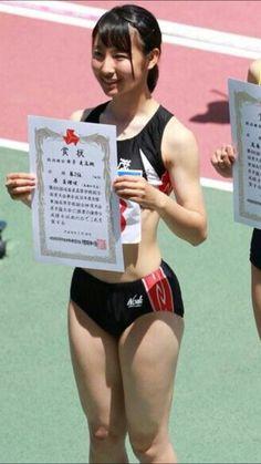 Beautiful Athletes, Sporty Girls, Japan Girl, Track And Field, Female Athletes, Sports Women, Pretty Woman, Girl Power, Bikinis