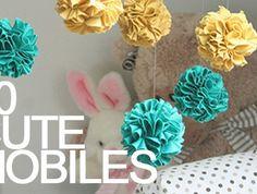 10 super-cute mobiles