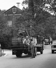 classicwoodie: Jack Daniel Distillery No 1