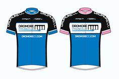 Dromore CC Elite Fit Jersey