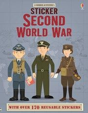 Sticker Second World War