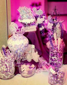 Candy bar. #KISSbride