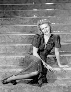 Ginger Rogers. Beautiful, hard working, and could dance like an MF. You go, girl.