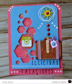 SWEET CARD CLUB: MIS TARJETAS CON SELLITOS :) BY PATTY TANÚZ