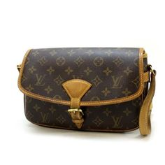 Louis Vuitton Sologne Monogram Cross body bags Brown Canvas M42250