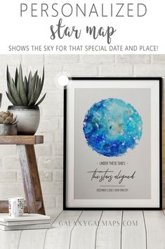 UNIQUE star maps for any occasion by GalaxyGalGifts Personalised Gifts For Sister, Daddy Gifts, Gifts For Husband, Godson Gift, 1 Year Anniversary Gifts, Boyfriend Anniversary Gifts, Boyfriend Gifts, Christening Frames, Printable Star