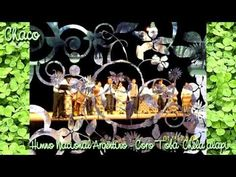 Himno Nacional Argentino en Lengua Qom - YouTube
