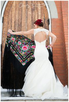 Flamenco Styled Wedding Shoot styled by @Andrea Martin-Hodgson dress from @Cameo & Cufflinks Wedding and Formal Wear