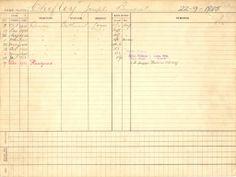 Ben Chifley - Railways record