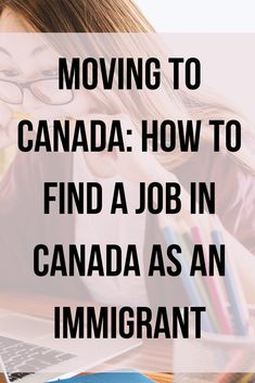 How I Immigrated to Canada and Quickly Found a Canada Finance Job Overseas Jobs, Moving Overseas, Moving To Canada, Canada Travel, Airline Jobs, Migrate To Canada, Canadian Things, Vancouver Travel, Immigration Canada