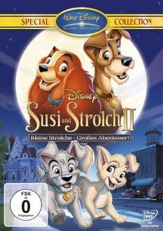 Susi und Strolch II: Kleine Strolche - Großes Abenteuer!
