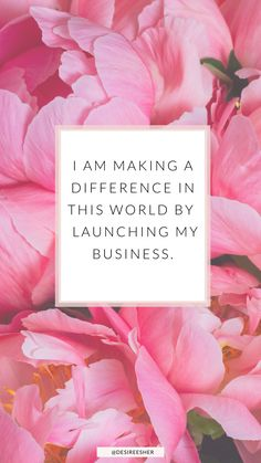 Affirmations For Success, Short Positive Affirmations, Positive Mantras, Positive Affirmations Quotes, Self Love Affirmations, Affirmation Quotes, Positive Thoughts, Think Happy Thoughts, Empowerment Quotes