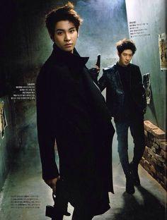 Seunghyun&Minhwan