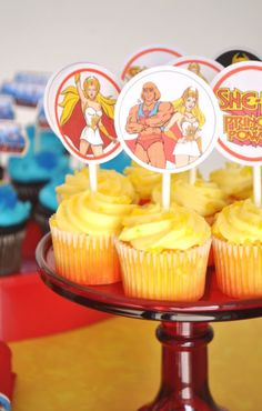 Princess of Power party inspiration