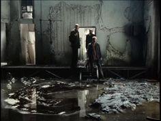 Stalker (Andrei Tarkovsky, 1979). Production Design Aleksandr Bojm, Andrei Tarkovsky. Art Direction Shavkat Abdusalamov. Set Decoration Rashit Safiullin.