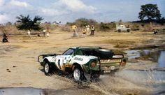 Lancia Stratos, Africa
