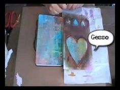 'No such thing...' art journaling