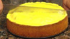 Citronmåne - en super nem opskrift, hvor det meste står i køkkenet i forvejen.