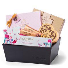 Godiva Luscious Chocolate Valentine Gift