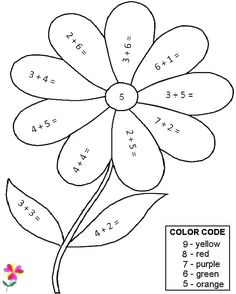 Spring Math Coloring Sheets Luxury Quality Pre Made Math Worksheets Color by Number Coloring Worksheets For Kindergarten, Kindergarten Math Worksheets, Math Activities, Number Worksheets, Subtraction Kindergarten, Free Math Worksheets, Numbers Kindergarten, Alphabet Worksheets, Math Addition
