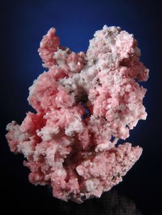 Rhodochrosite  American Tunnel Mine,Silverton,San Juan Co.  Colorado, United States