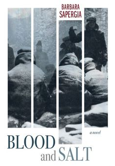 Blood and Salt by Barbara Sapergia.  Blood and Salt is a work of fiction grounded in actual details about the Banff-Castle Mountain internment camp. It explores the search for a new life and the search for love - all the while asking what it is to be Ukrainian.