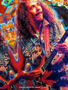 Carlos Santana, my FIRST Concert. In 1976 I wasn't old enough to drive so my dad dropped us off at Cap Center and he went to Georgetown. Rock Posters, Concert Posters, Music Posters, Hippie Posters, Rock And Roll Bands, Rock N Roll, Image Rock, Classic Blues, Classic Rock