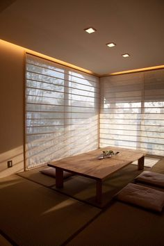 Modern home interiors and design ideas from the best in condos, penthouses and architecture. Plus the finest in home decor and products. Modern Japanese Interior, Japanese Home Design, Japanese Style House, Minimalist Interior, Minimalist Decor, Asian House, Interior Design Inspiration, Design Ideas, Small Room Design