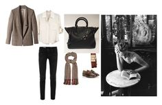 """""""3"""" by stellababoon on Polyvore featuring Chelsea Flower, AG Adriano Goldschmied, STELLA McCARTNEY, Gucci and Isabel Marant"""