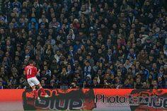 LIMA (2 golos) a calar os adeptos portistas em pleno Estádio do Dragão. 2014/15