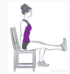 Here are five light exercises that you can do whilst sitting down. Sitting Down Exercises, Exercise While Sitting, Bed Exercises, Balance Exercises, Stretches, Weight Lifting Workouts, Easy Workouts, Cardio, Chair Workout