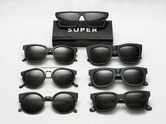 Super Matte Black Sunglasses