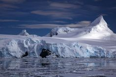 Scientists use Krypton to date ancient Antarctic ice