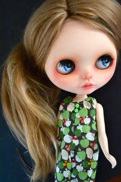 Cece Custom Blythe Doll by AnythingForTheGirl on Etsy