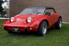 """The Meyers Manx SR (for """"Street Roadster"""") was the roadgoing version of Meyers' seminal, frog-eyed dune buggy. There were ten built at Meyers' factory in Fountain ..."""