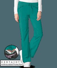 41158a9b243e Style # IN1123: TEAL: Cherokee Infinity Scrubs Drawstring Antimicrobial Pant