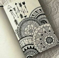 Zentangle art ❤