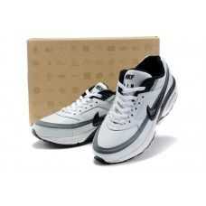 online store 99306 16fae Hommes Nike Air Max Classic BW Blanc Grey Noir