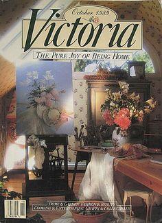 Victoria Magazine October 1989