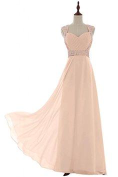 Sunvary Elegant Neu 2014 Chiffon Steine Herzform Abendkleid Lang Ballkleider-38-Beige Sunvary http://www.amazon.de/dp/B00NPPFG9C/ref=cm_sw_r_pi_dp_tLiuvb1SKQT0H