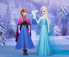 elsa disney   Disney Frozen Elsa And Anna #5849