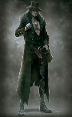 Juchow Jurgavisto --> Die Kralle Spieler und tavernenbesitzer Der treue Wolf