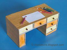 Поделки из спичечных коробков - Сайт для мам малышей