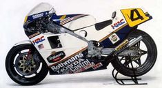 (1985) Honda NSR500 Freddie Spencer