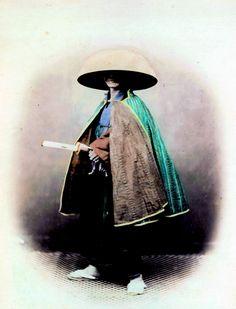 20 fotos dos últimos samurais da história