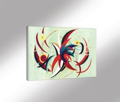 large canvas paintings prints made from my original one of a kind