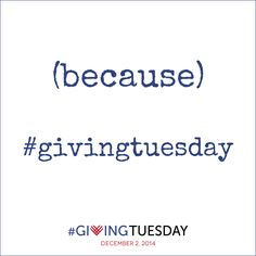 Giving Tuesday. #givingtuesday #unselfie www.askthefarmers.com